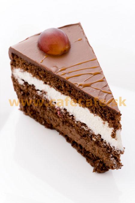 Poppy seed-nougat cake - Cakes - Cafe Cafe